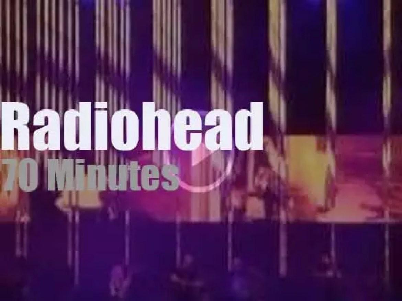 Radiohead bring 'In Rainbows' to Sao Paulo (2009)