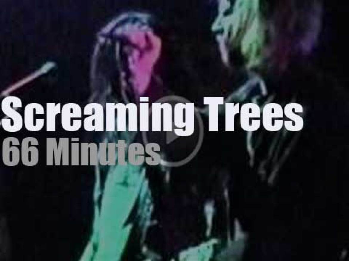 Screaming Trees go to Olympia (1997)