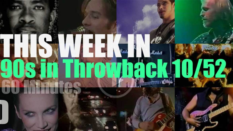 This week In  '90s Throwback' 10/52