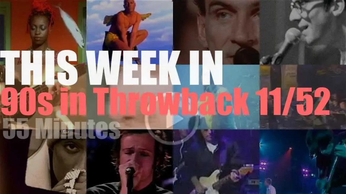 This week In  '90s Throwback' 11/52