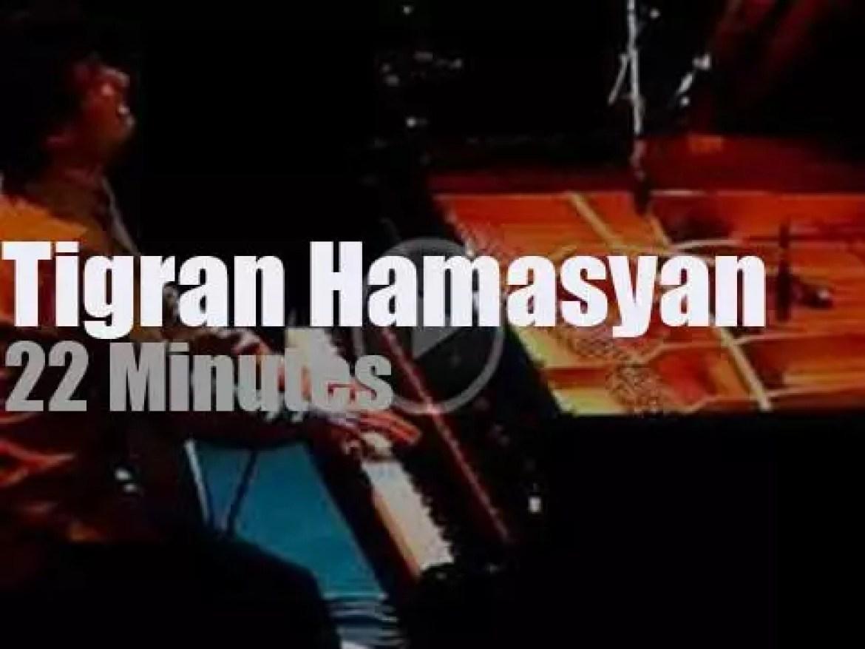 Tigran Hamasyan invites Trilok Gurtu in Paris (2011)