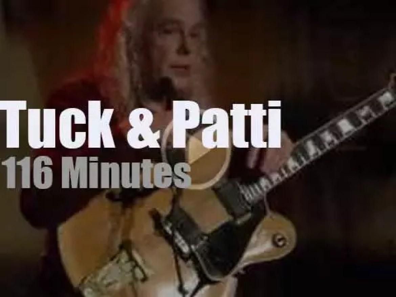 Tuck & Patti come back to Paris (2017)