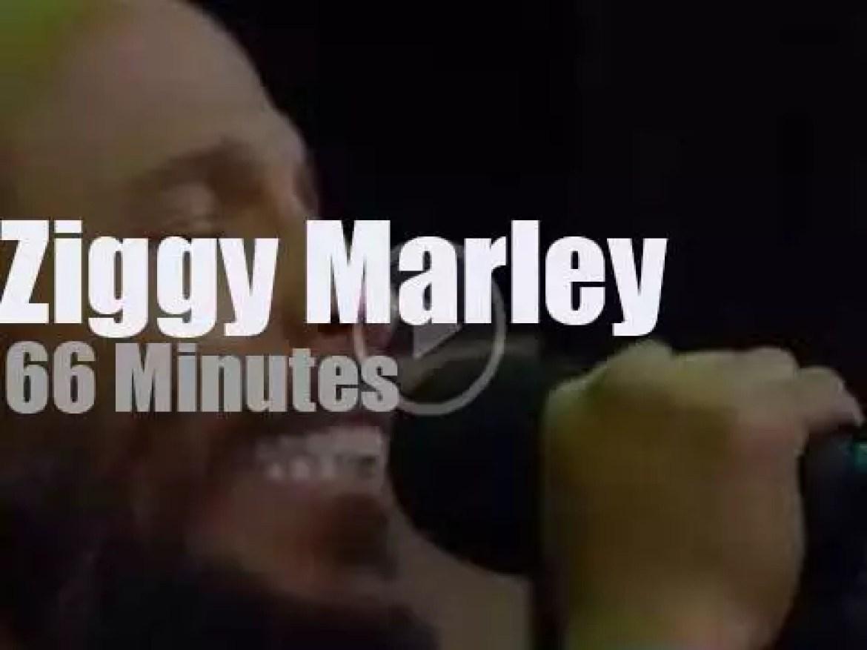 Ziggy Marley attends Lollapalooza Chile (2019)