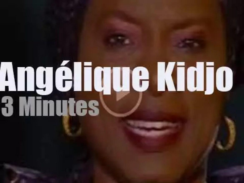 Angélique Kidjo celebrates Notre-Dame de Paris (2019)