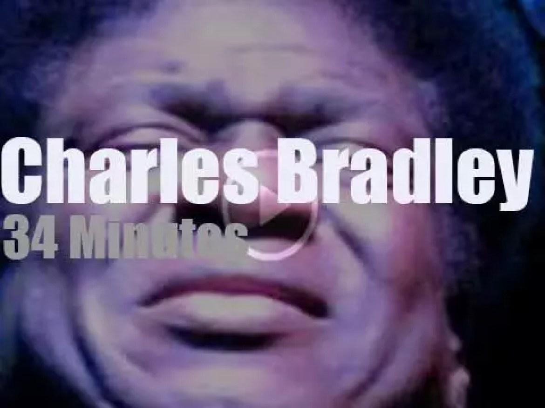 Charles Bradley takes The Budos Band to Minneapolis (2011)