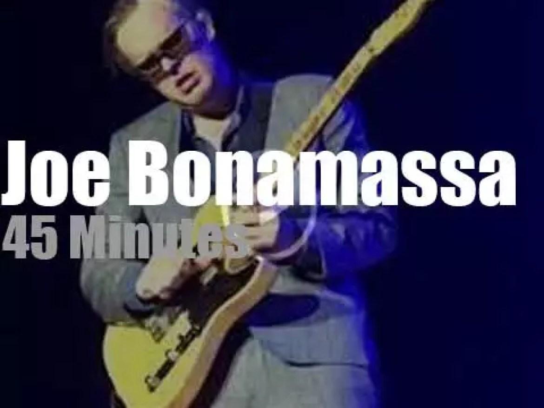 Joe Bonamassa plays in Zurich (2019)