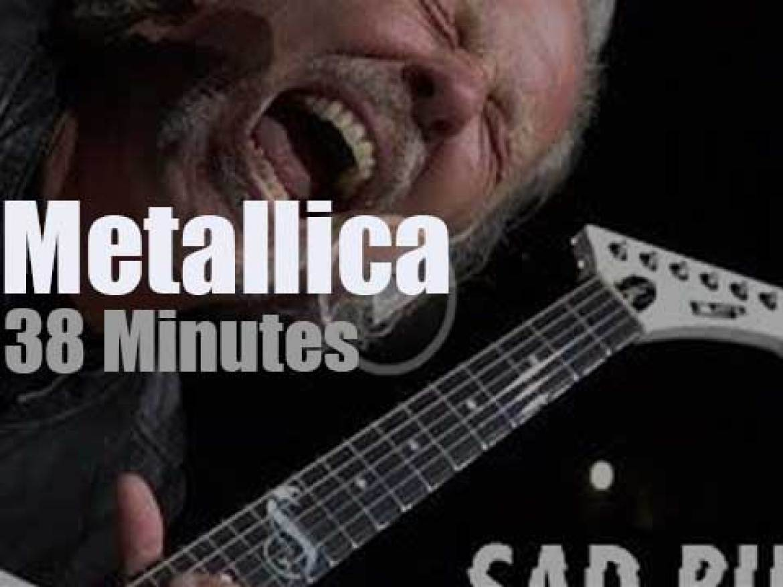 Metallica serenade Barcelona (2019)