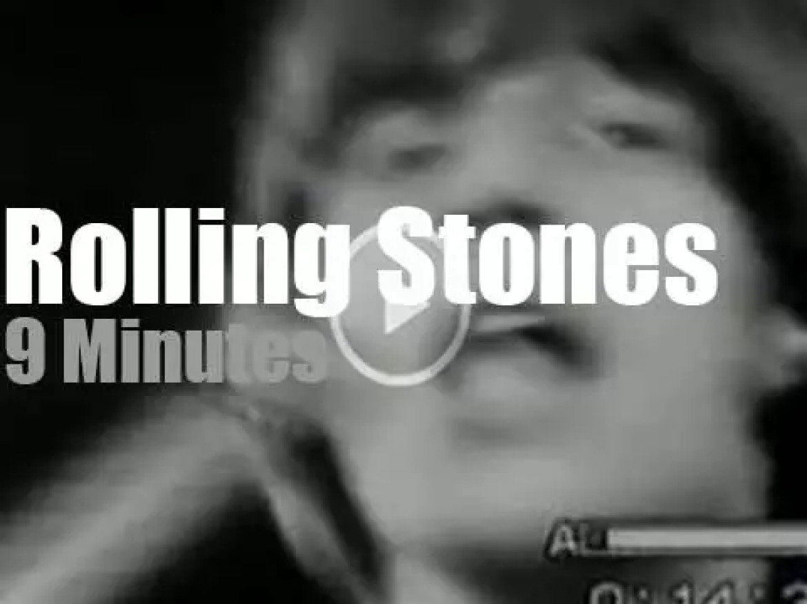 Rolling Stones are among this year  NME Poll Winners (1964)
