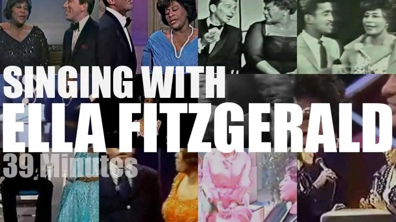 Singing With Ella Fitzgerald