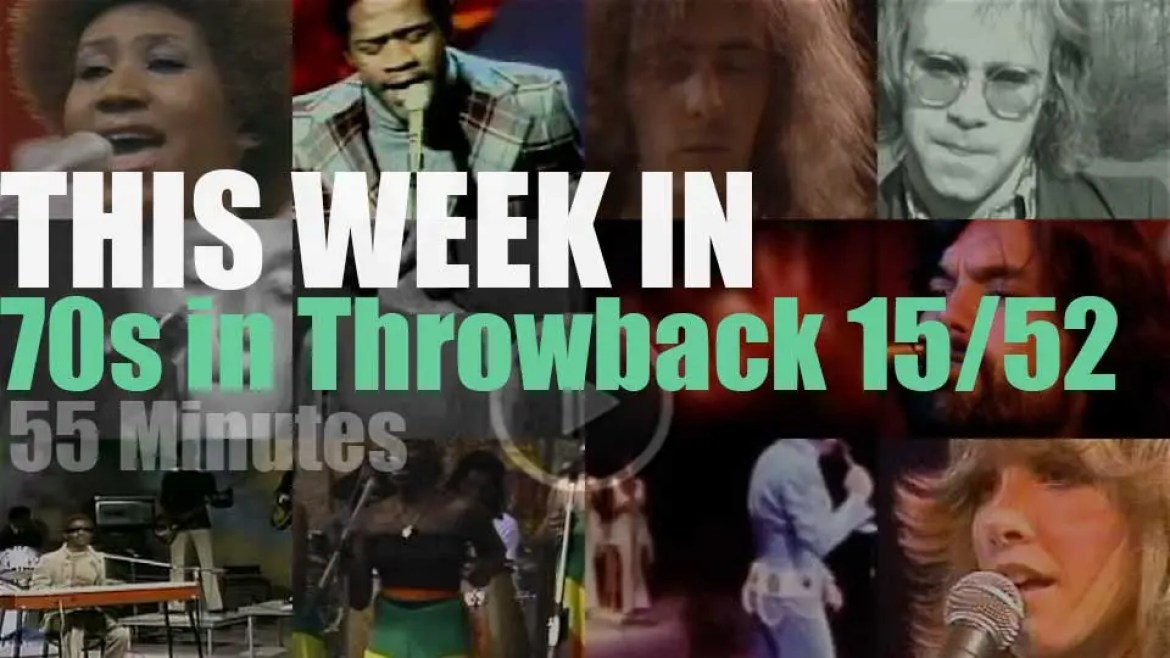 This week In  '70s Throwback' 15/52