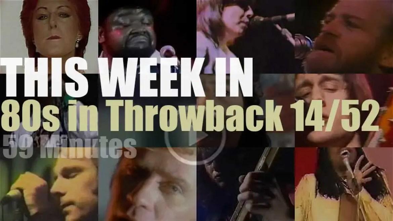 This week In  '80s Throwback' 14/52