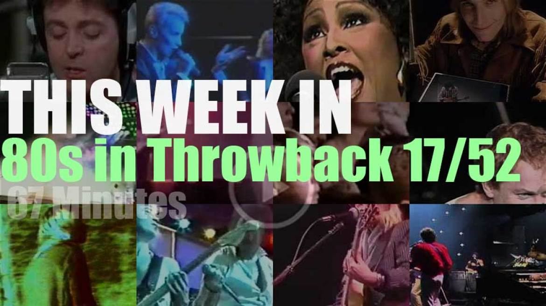 This week In  '80s Throwback' 17/52