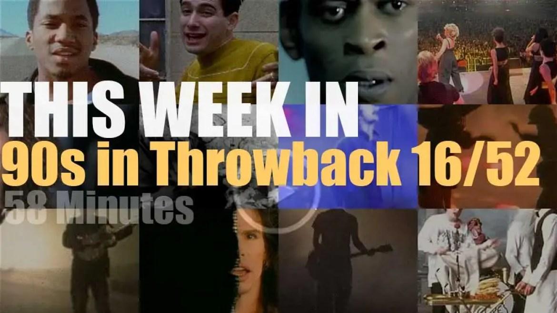 This week In  '90s Throwback' 16/52
