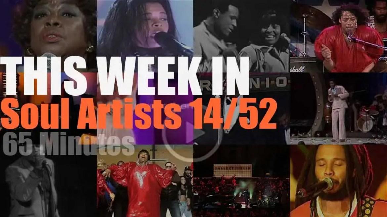 This week In Soul Artists 14/52
