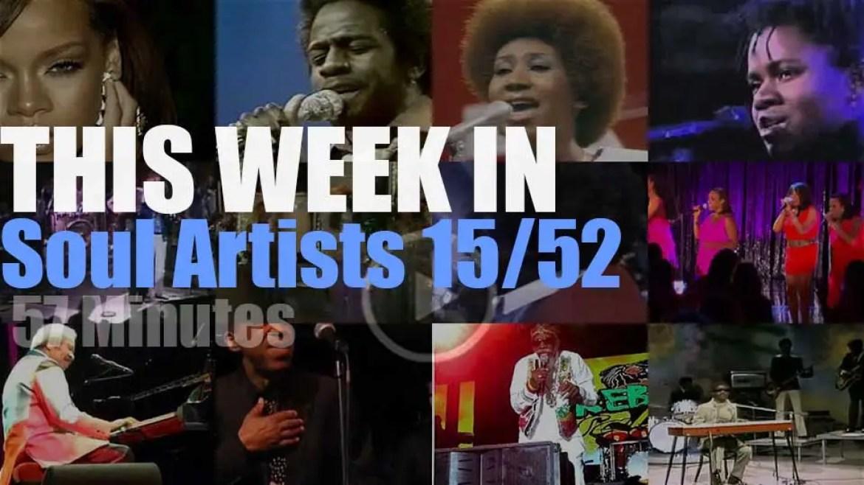 This week In Soul Artists 13