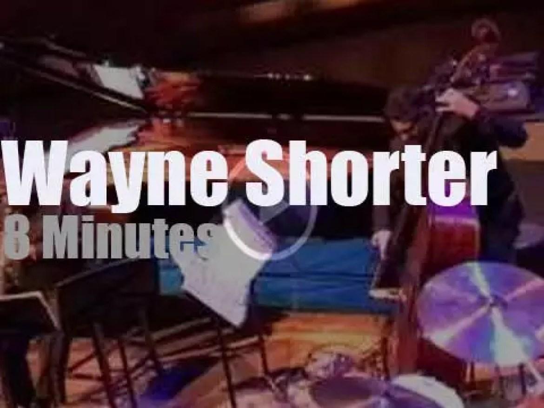 Wayne Shorter Quartet performs in Toronto (2017)