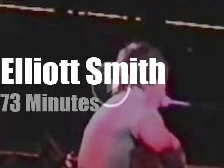 Elliott Smith comes to San Diego (2003)