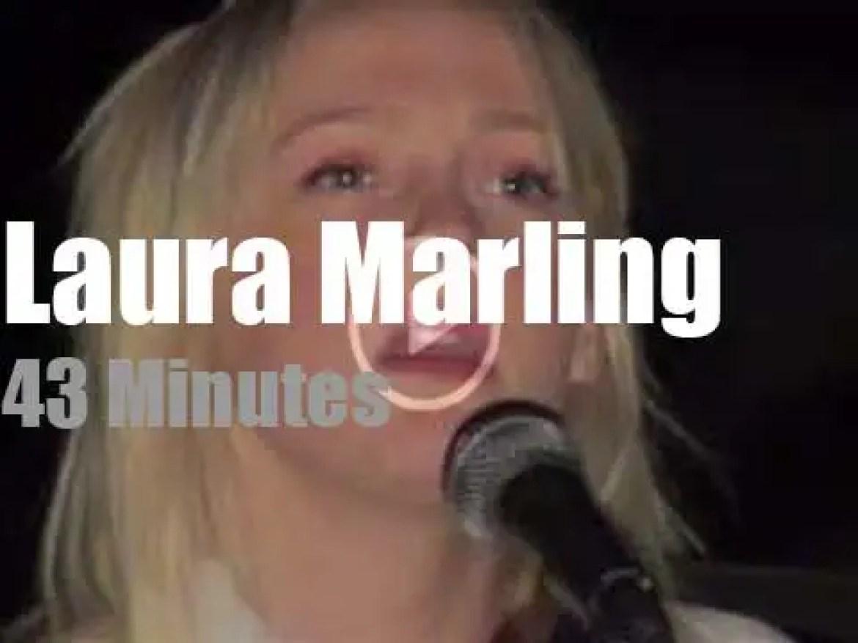 Laura Marling sings in  Chicago (2013)