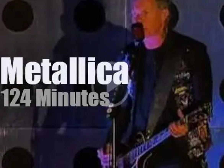 Metallica 'Rock in Rio' but in Lisbon (2012)