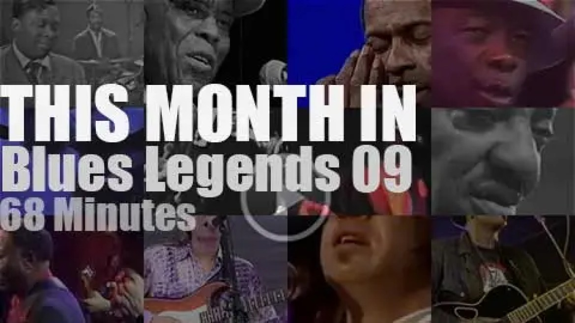 This month In Blues Legends 09