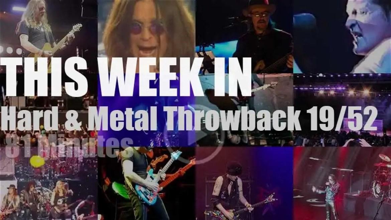 This week In Hard & Metal Throwback 19/52