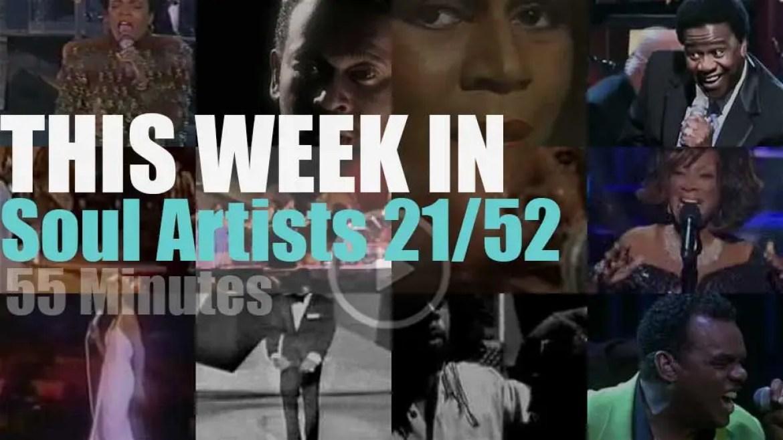 This week In Soul Artists 21/52