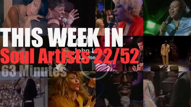 This week In Soul Artists 22/52