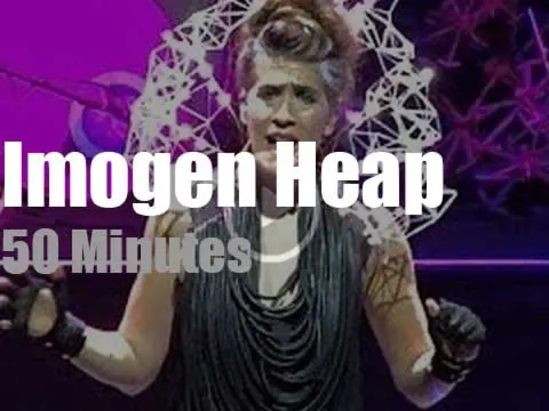 Imogen Heap shows her 'Frou Frou' to San Francisco (2019)
