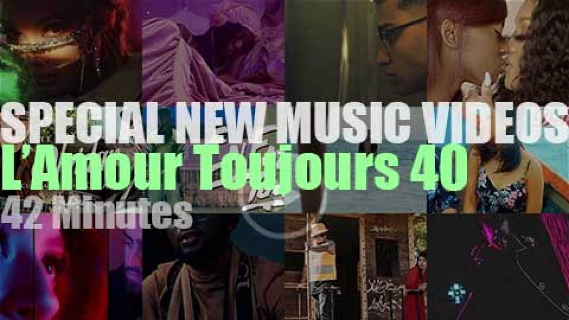 'L'Amour Toujours' Special New Music Videos 40