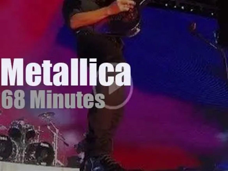 Metallica serenade Denver (2017)