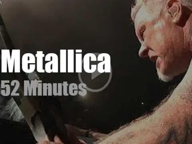 Metallica serenade San Antonio (2017)