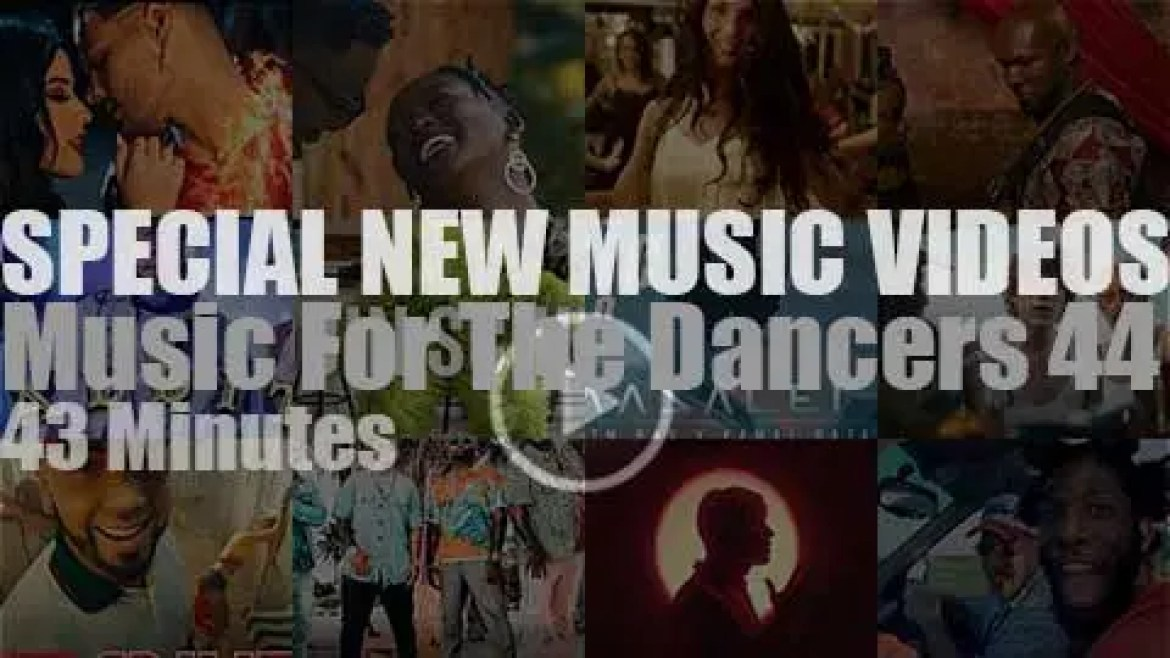 'Music For The Dancers' Special New Music Videos 44