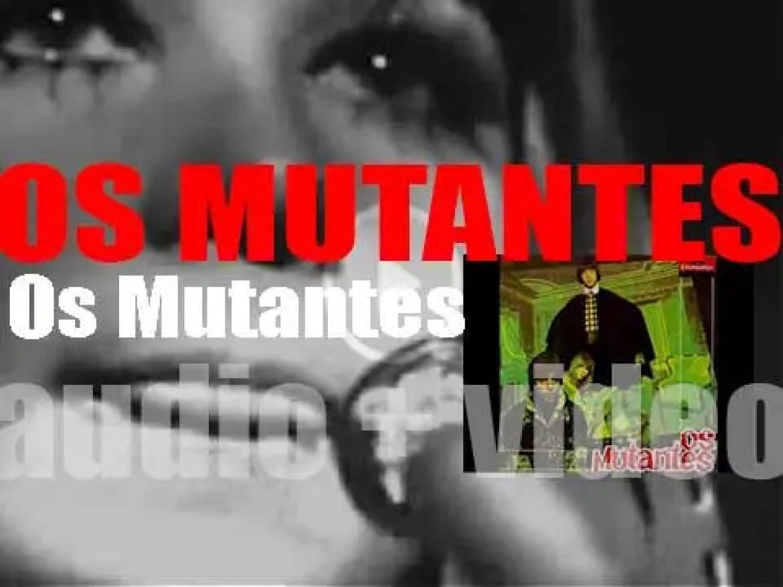 Polydor publish 'Os Mutantes' their debut eponymous album (1968)