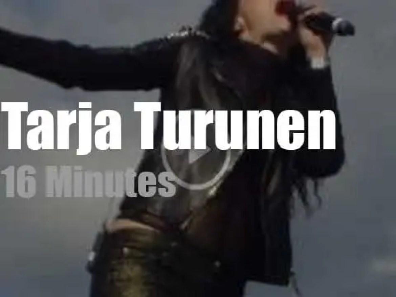 Tarja Turunen fronts Sweden Symphony Orchestra (2017)