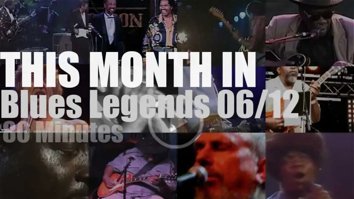 This month In Blues Legends 10