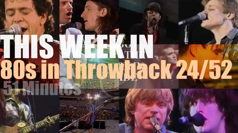 This week In '80s Throwback' 24/52