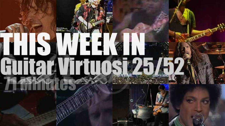 This week In Guitar Virtuosi 25/52