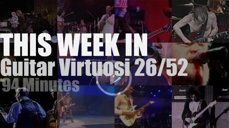 This week In Guitar Virtuosi 26/52