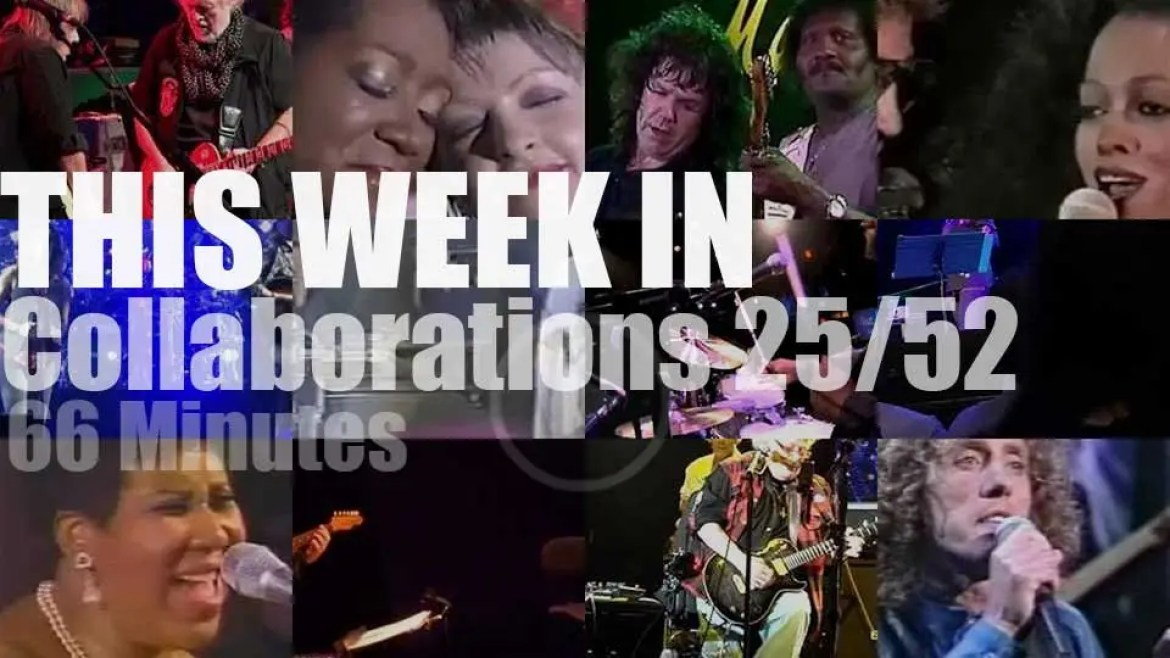 This week In One-Off Collaborations 25/52