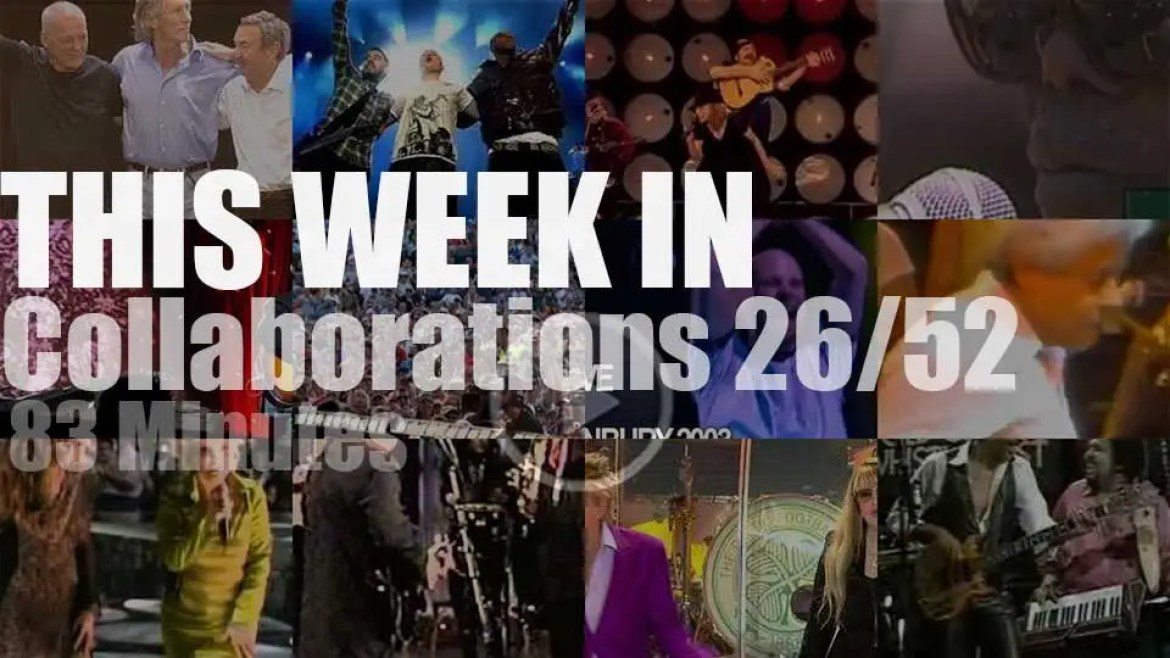 This week In One-Off Collaborations 26/52