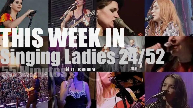 This week In Singing Ladies 24/52
