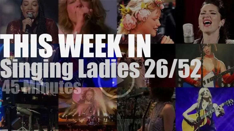 This week In Singing Ladies 26/52
