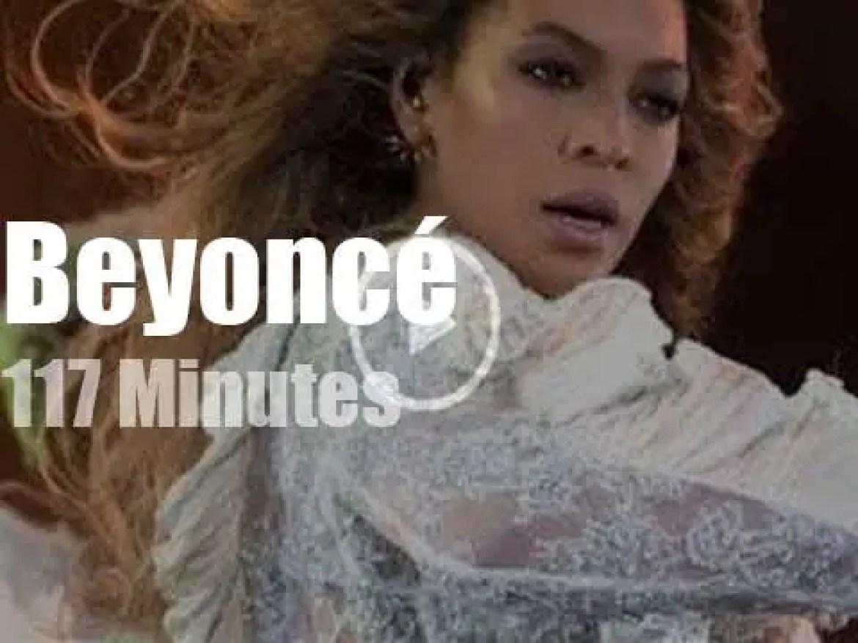 Beyoncé brings 'The Formation' to Paris (2016)