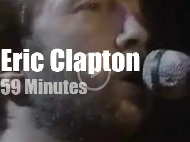 Eric Clapton visits Birmingham (1986)