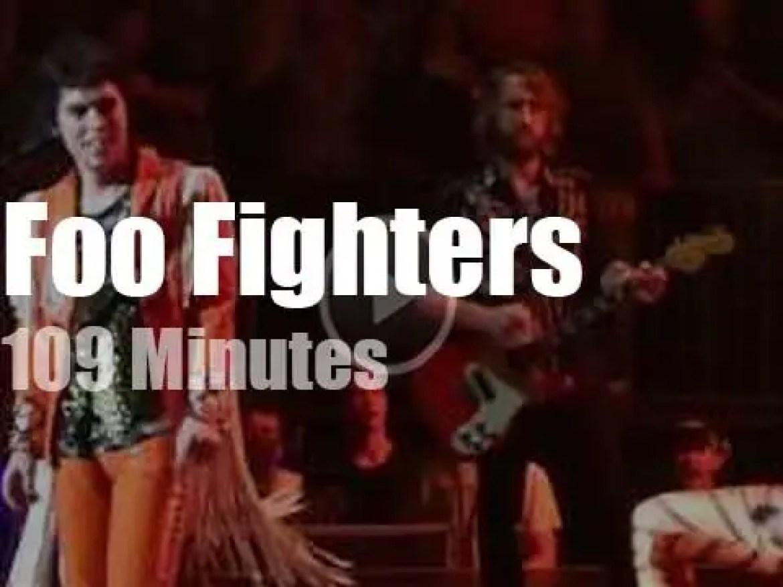 Foo Fighters live in the Garden (2019)