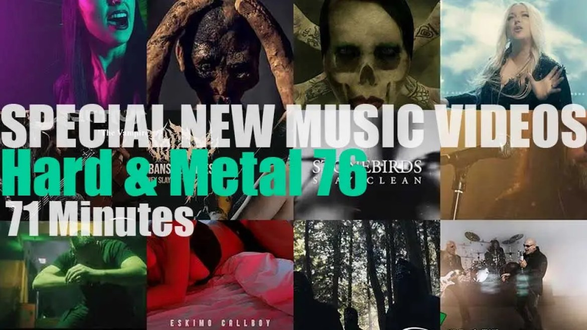 Hard & Metal Special New Music Videos 76