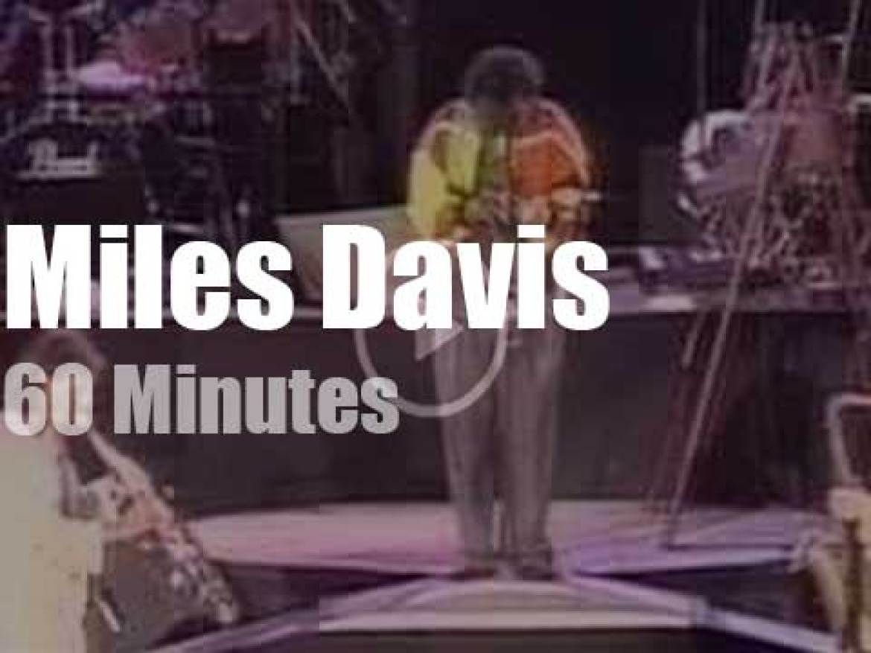 Miles Davis gathers with Friends in Paris (1991)