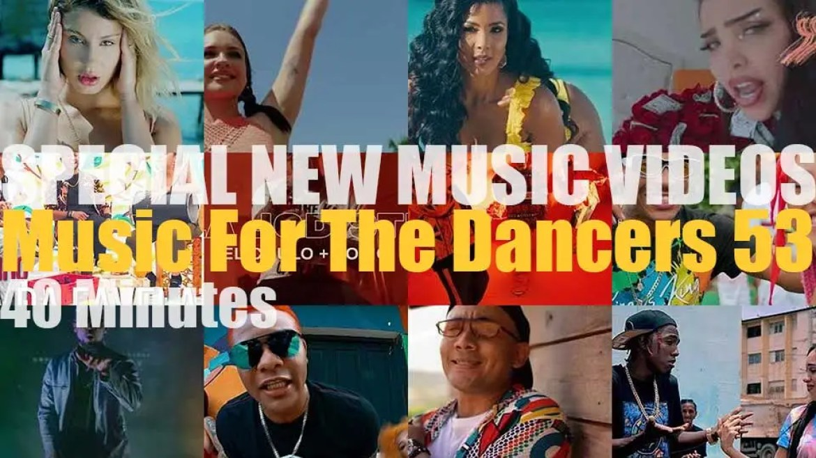 'Music For The Dancers' Special New Music Videos 53