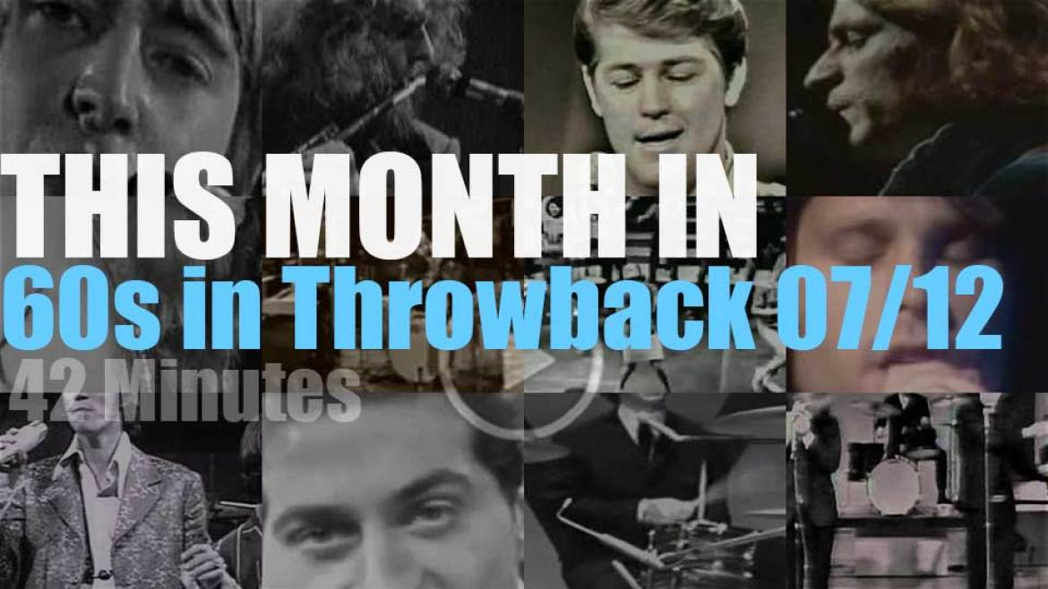 This month In  '60s Throwback' 07/12