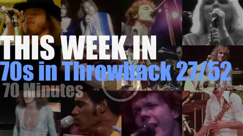 This week In  '70s Throwback' 27/52